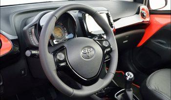 Toyota Aygo open top full