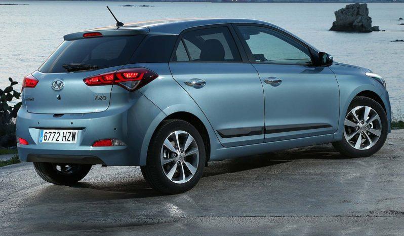 Hyundai i20 A/T full