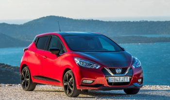 Nissan Micra A/T full