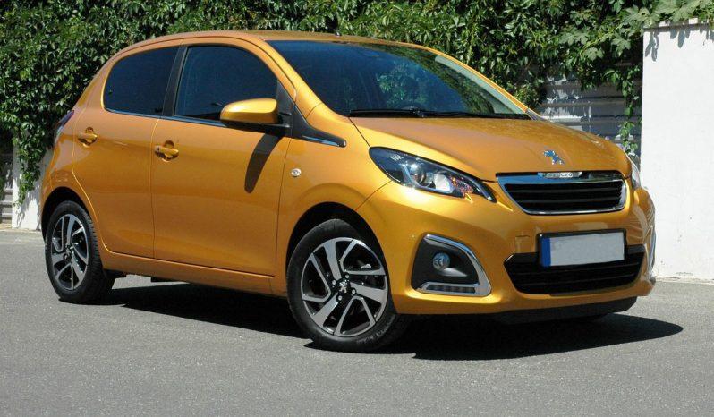 Peugeot 108 full