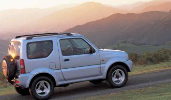 Suzuki Jimny 4×4 full