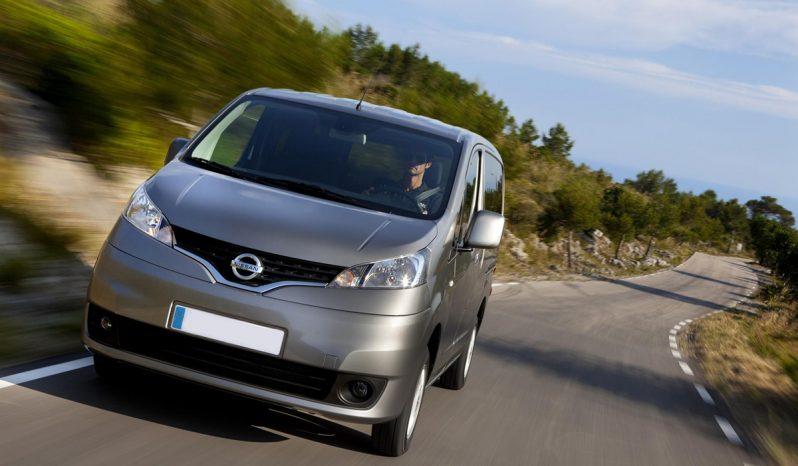 Nissan Evalia full