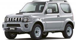 Suzuki Jimny 4×4